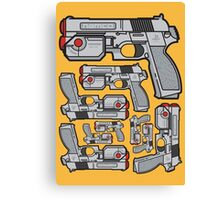 PS1 Namco GameCon Controller  Canvas Print