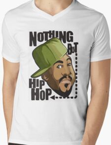 Nothing but hip-hop Mens V-Neck T-Shirt