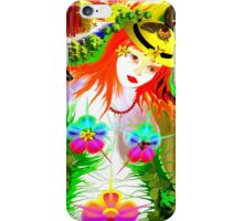 Earth Girl - The Virgin iPhone Case/Skin