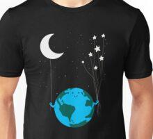 lunar moon space Unisex T-Shirt