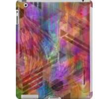 Magnetic Abstraction - By John Robert Beck iPad Case/Skin