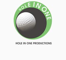 Hole in One Productions Logo Unisex T-Shirt