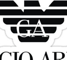 Giorgio Armani Sticker