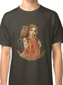 Blodeuwedd Owl Maiden Classic T-Shirt