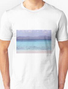 Blue Beach Unisex T-Shirt