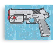 PS1 Namco GameCon Controller - Revive Canvas Print