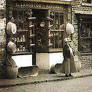 The Hardware Shop by Yampimon