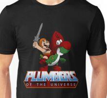 mario he man Unisex T-Shirt