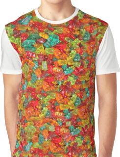 Gummy Bears (Funny, Troll) Graphic T-Shirt