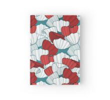 Poppy Petals  Hardcover Journal