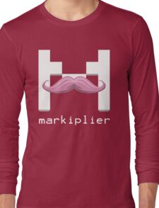 markiplier Long Sleeve T-Shirt