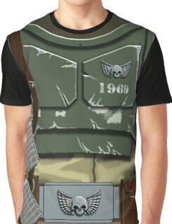 Cadian Guard 1969 Graphic T-Shirt