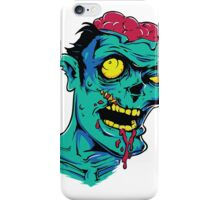 Zombie Brains iPhone Case/Skin
