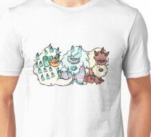 Corrupted Jasper Trio Unisex T-Shirt