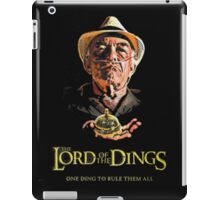 Lord of the Dings iPad Case/Skin