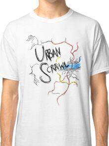 Urban Scrawl Classic T-Shirt