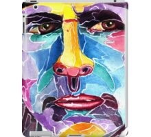 Seventh Doctor from Doctor who / Sylvester McCoy iPad Case/Skin
