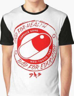 Bad for Education Graphic T-Shirt