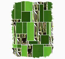 Cactus Garden Art Rectangles 12 Unisex T-Shirt