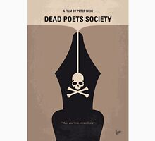 No486 My Dead Poets Society minimal movie poster Unisex T-Shirt