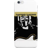 Transformer - Transformer iPhone Case/Skin