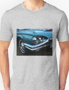 Retro Ford Thunderbird Closeup Unisex T-Shirt