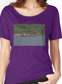 Container Barge Hirschhorn Women's Relaxed Fit T-Shirt