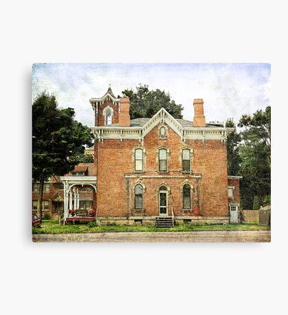 historic landmark Canvas Print