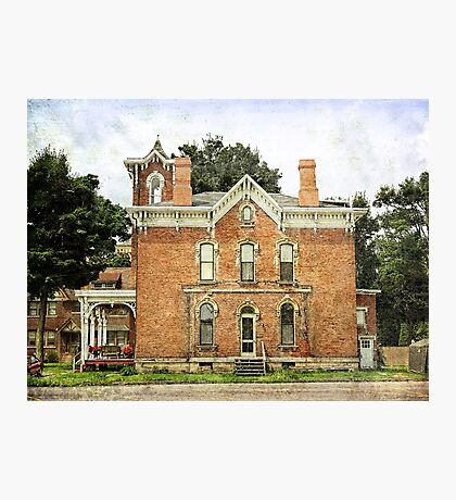 historic landmark Photographic Print