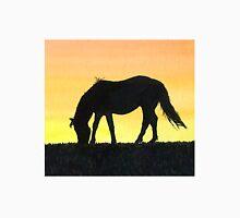 Horse at Sunset Unisex T-Shirt