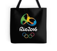 Rio 2016 Olympics Games Tote Bag