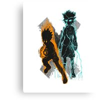 Ready To Fight, Hunter x Hunter Canvas Print
