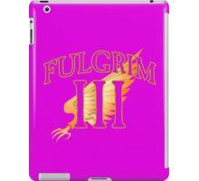 Fulgrim - Sport Jersey Style iPad Case/Skin