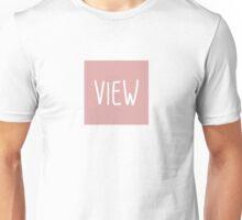 View Clothing - Salmon Unisex T-Shirt