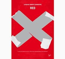 No495 My RED minimal movie poster Unisex T-Shirt