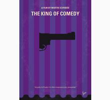 No496 My The King of Comedy minimal movie poster Unisex T-Shirt
