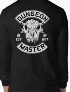 Dungeon Master - D&D Dungeons & Dragons Long Sleeve T-Shirt