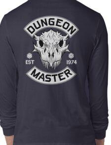 Dungeon Master - D&D Dungeons & Dragons Long Sleeve T-Shirt