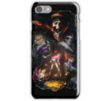 The Undertalers V.2 iPhone Case/Skin