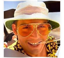 Fear and loathing of lil johnny  Poster