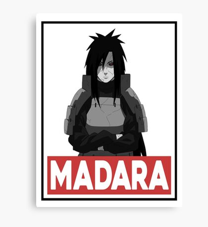 Madara Canvas Print