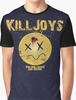 Killjoys - Trigger Happy Graphic T-Shirt