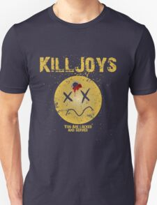 Killjoys - Trigger Happy Unisex T-Shirt