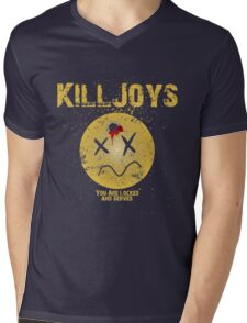 Killjoys - Trigger Happy Mens V-Neck T-Shirt