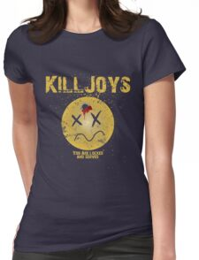 Killjoys - Trigger Happy Womens Fitted T-Shirt