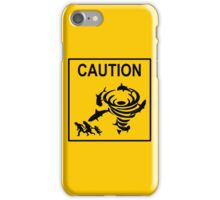 Sharknado Crossing iPhone Case/Skin