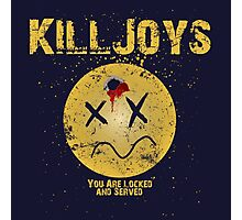 Killjoys - Trigger Happy Photographic Print