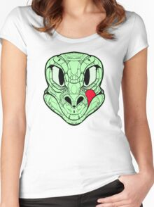 Lizard People Women's Fitted Scoop T-Shirt