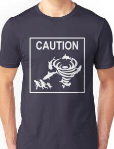 Sharknado Crossing Unisex T-Shirt