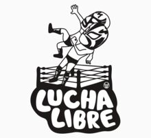 mexican wrestling lucha libre16 One Piece - Short Sleeve